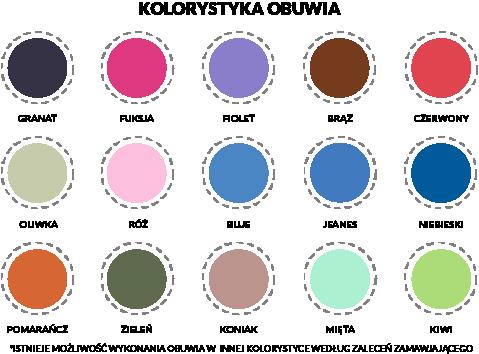 kolory-obuwie